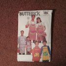 Butternick Pattern, Aprons One Size 5823  070716762