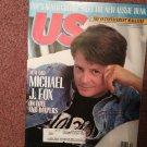 US Magazine August 21, 1989 Michael J Fox  070716767