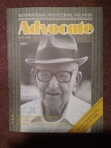 Christian Magazine, Advocate, March 1990, Alzheimer's 070716771