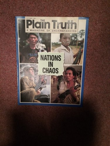 Plain Truth Magazine, October 1990, Nations in Chaos    70716789