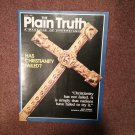 Plain Truth Magazine, April 1991 Has Christianity Failed?  70716801