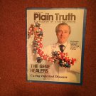 Plain Truth Magazine, September 1990 The Gene Healers 70716802
