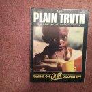 Plain Truth Magazine, April 1985 Famine on our Doorstep?  70716831