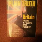 Plain Truth Magazine, March 1986 Britain Facing a Fourth Rate Future 70716839