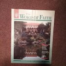 The Word of Faith Magazine, August 1993 You Can Confidentally Believe in God  70716845