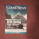 The Good News Magazine, March-April 2013 The Arab Spring That Wasn't 70716855