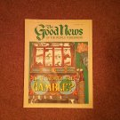 The Good News Magazine, September 1986 Is it Worth The Gamble 0716865