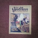 The Good News Magazine, May-June 1988 Pentecost   070716869