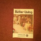 Ideas for Better Living, Sept 1990 Vol 35 No 1 Locals ads Parkersburg WV 070716887