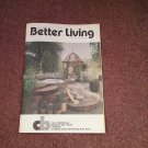 Ideas for Better Living, June 1979 Vol 23 NO 10  Locals ads Parkersburg WV 070716893