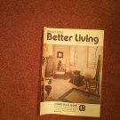 Ideas for Better Living, October 1991 Vol. 36 No. 2  Locals ads Parkersburg WV 070716894