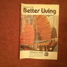 Ideas for Better Living, Sept  Vol. 36 No. 1  Locals ads Parkersburg WV 070716895