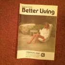 Ideas for Better Living, January 1991 Vol 35 No 5  Locals ads Parkersburg WV 070716898