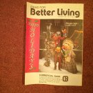 Ideas for Better Living, December 1992 Vol 37 No 4  Locals ads Parkersburg WV 070716899