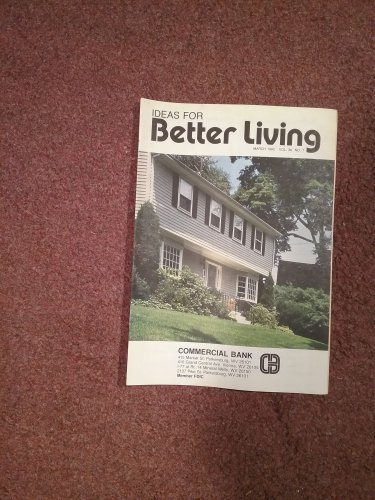 Ideas for Better Living, March  1992 Vol 36 No 7 Locals ads Parkersburg WV 070716906