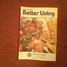 Ideas for Better Living, Nov  1993  Vol 38 No 3  Locals ads Parkersburg WV 070716910