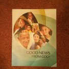Good News From God, Watchtower Tract 2012  Parkersburg WV 070716921