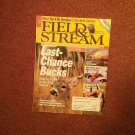 Field and Stream Magazine, January 2000,  Last Chance Bucks  070716959