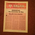 Guardian of Truth Magazine, July 1984, Vol XXVIII No 14, Humanism  070716967