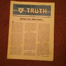 Guardian of Truth Magazine, June 21, 1984  Vol XXVIII No 12,  070716970