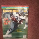 Sports Illustrated, Decemer 7, 1981, Toney Dorsett  070716985