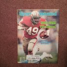 Sports Illustrated, December 21, 1981 49ers Earl Cooper  070716992