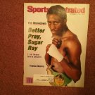 Sports Illustrated, Sept. 14, 1981, Thomas Hearns  070716996