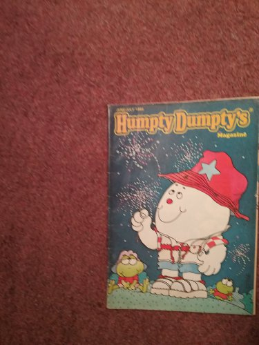 Humpty Dumpty's Magazine, June/jULY 1985 0707161012