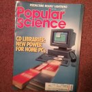 Popular Science May 1990, CD Libraries  0707161016