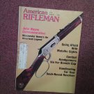 American Rifleman Magazine, Aug 1981, John Wayne Commeratives  0707161020