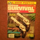 American Survival Magazine Feb 1993, Staying Found   0707161021