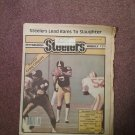 Pittsburgh Steelers Weekly Magazine, December 5, 1981, Colquitt  707161050