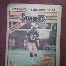 Pittsburgh Steelers Weekly Magazine, November 7, 1981, Mel Blount  707161053