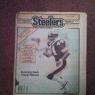 Pittsburgh Steelers Weekly Magazine, October 24, 1981, Pollard   707161054