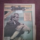 Pittsburgh Steelers Weekly Magazine, October 17, 1981, Dave Trout   707161055