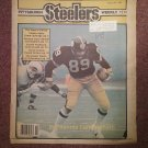 Pittsburgh Steelers Weekly Magazine, August 29, 1981, Big Bennie    707161056