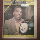 Pittsburgh Steelers Weekly Magazine, May 1981,  Draft Coverage 707161062