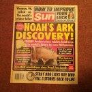 Sun Magazine August 11, 1998 Noah's Ark  707161072