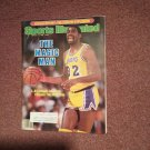 Sports Illustrated Magazine May 13, 1985 Magic Johnson 0707161143