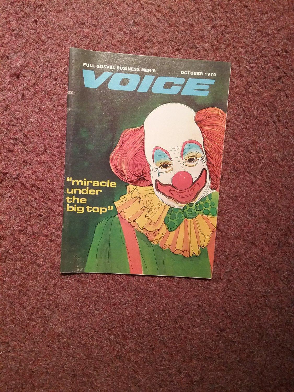Full Gospel Business Men's Voice Magazine, October 1979 0707161356