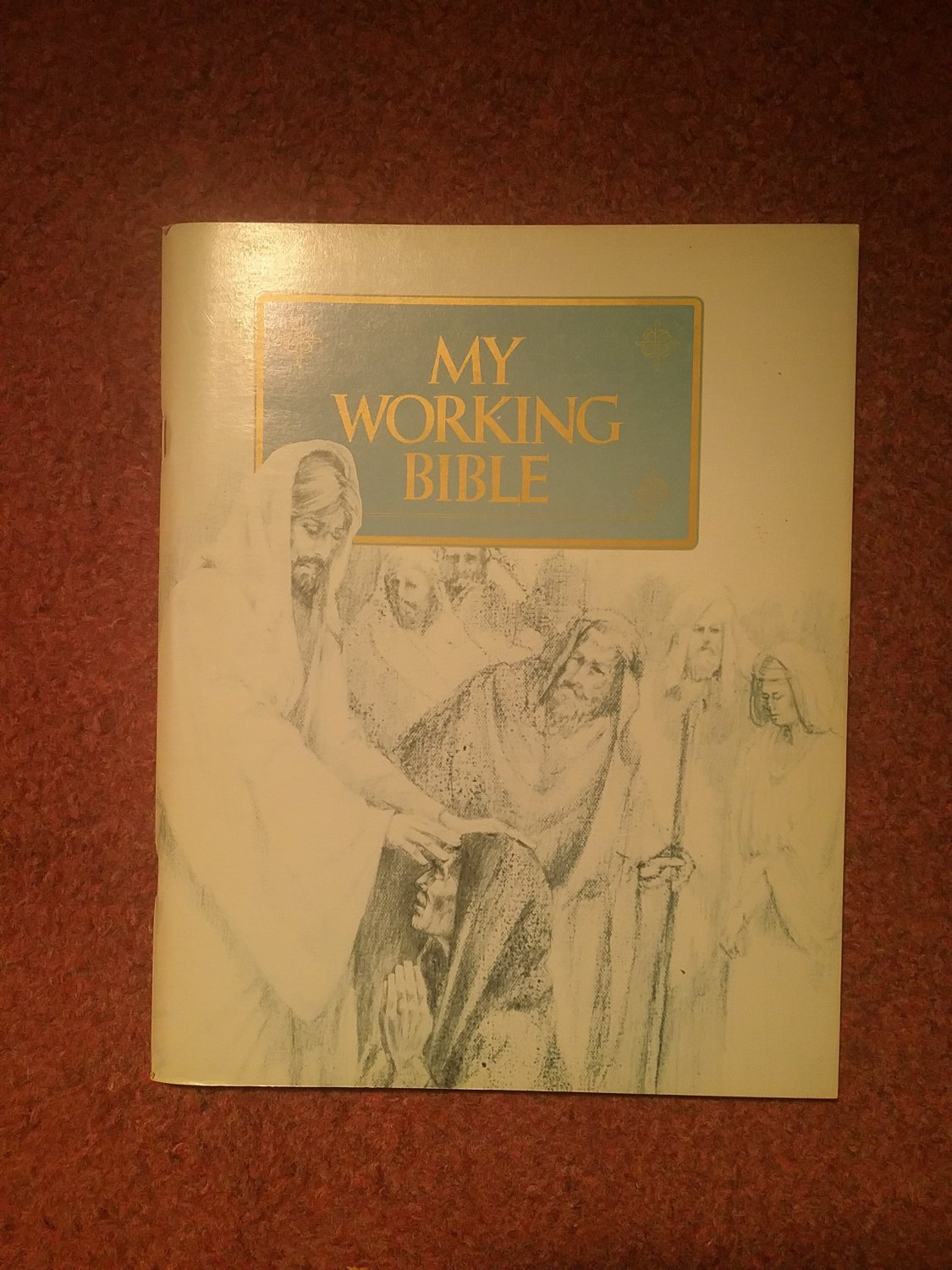 Guideposts, My Working Bible,  0707161395