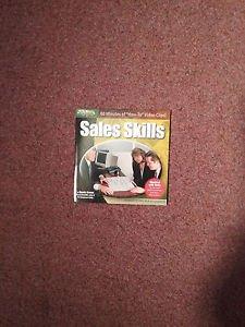Sales Skills Multimedia CD-ROM 1999 Prospecting Closing Video Opening 0707161404