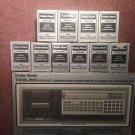 60 ROLLS TRS-80 POCKET COMPUTER PRINTER PAPER MODEL 26-3505 skuM09241643