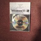 Windows 98, Book, Certificate of Authenicity  0707161407