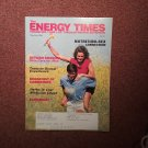 The Energy Times Magazine May/June 1994 Ecosmart 0707161486