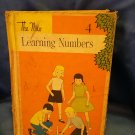 1959 The New Learning Numbers 4 Textbook sku0707161530