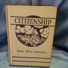 1947 Citizenship Henry Noble Sherwood sku0707161534