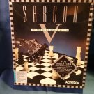 Sargon World Class Chess 6.07 and Greater Vintage MAC Software sku0707161548
