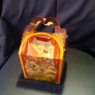 1987 McDonald's Happy Meal Box Disney Favorites  skuM09241686