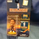 NBA Headliners Allen Iverson 1997 Collectible Sports Figure Sealed M09241665